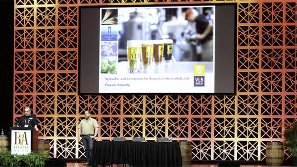 Successful VLB activities at the Craft Brewers Conference in Nashville, USA