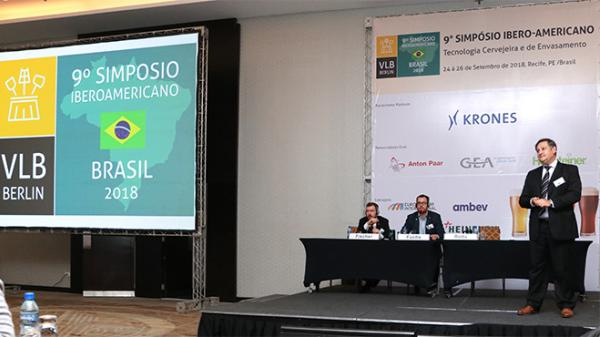 10th Iberoamerican VLB Symposium Brewing & Filling Technology 2019