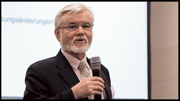 Prof Ulf Stahl died at the age of 75