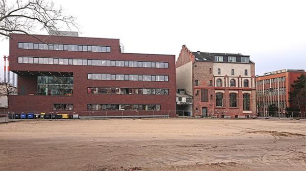 Demolition of the old VLB university brewery completed