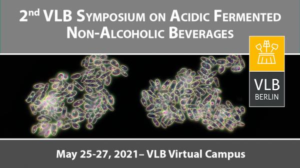 2nd VLB Symposium on Acidic Fermentd Non-Alcoholic Beverages (SAFB)