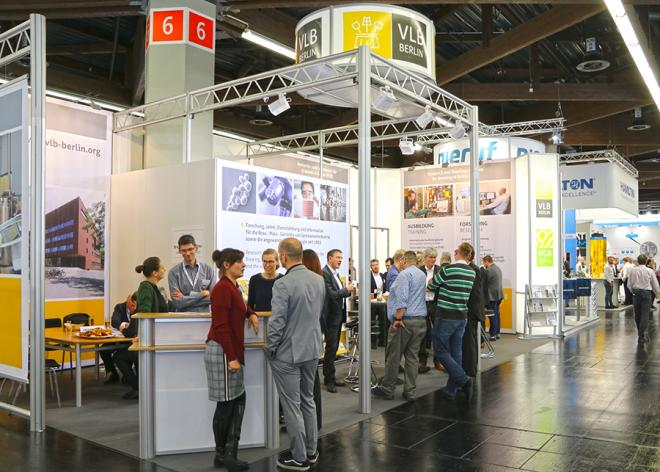VLB-Stand Brau Beviale 2019