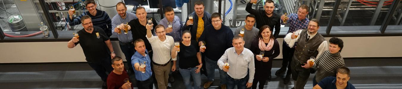 Russian brewer course 2019