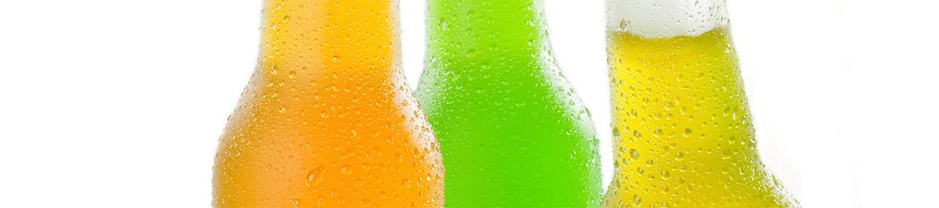 Services for the soft drink and non-alcoholic beverage industry